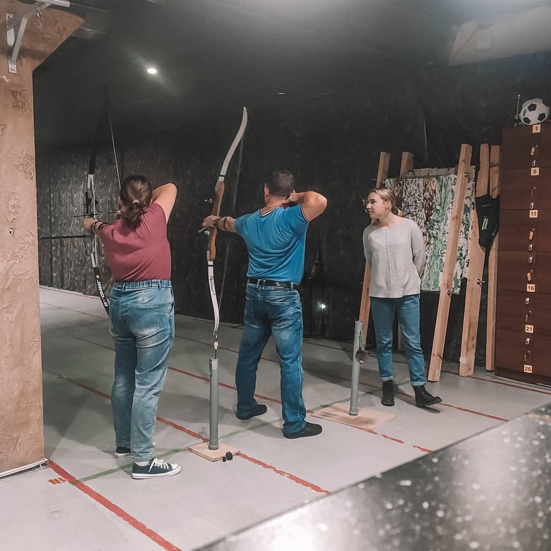Идёт набор в группу по лучной стрельбе (классический лук):🏹 Пн/СР: 19:00-20:00🏹 Пн/ СР: 20:00-21:00